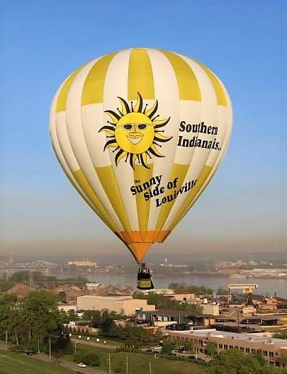 Sunny Side of Louisville Dan Hoehler